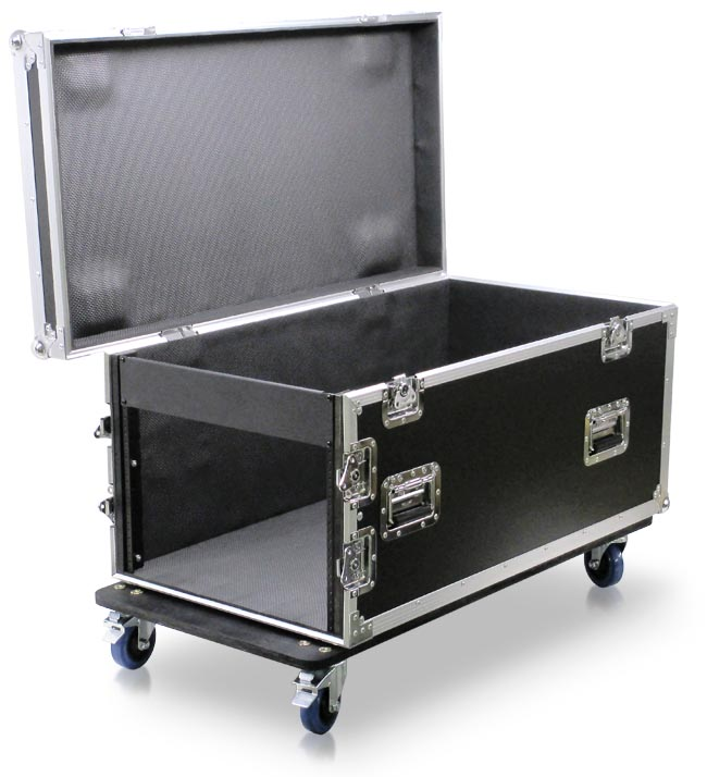 Rt 001dc Medium Size General Purpose Road Trunk With