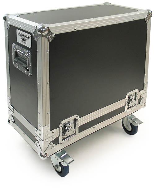 fcvr 100b road case suitable for fender custom vibrolux reverb amp. Black Bedroom Furniture Sets. Home Design Ideas