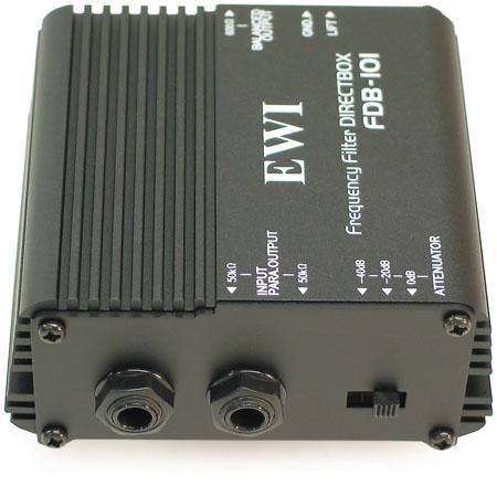 Direct Input Box : fdb 101 one channel passive direct input box ~ Hamham.info Haus und Dekorationen