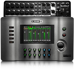 M20d | Line 6 StageScape™ digital mixer