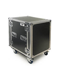 AU and AU-22 Series Shock Rack Cases