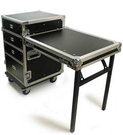 DR Series Rack Drawer Tool Cases