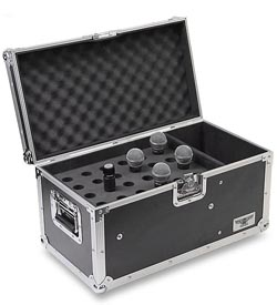 M Series Mic Cases and Small Road Trunks