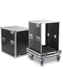PA Series Pull-Over Rack Cases