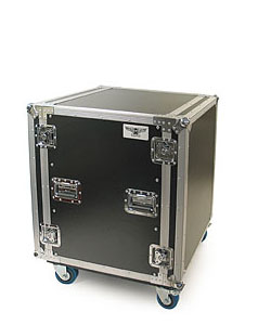 RU-22 Series  Amp Rack Cases with  22