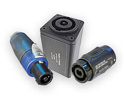 Neutrik Speakon® Adaptors