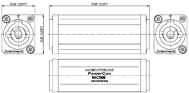 Powercon Wiring Diagram
