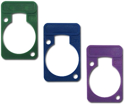 LP | EWI Colored Label Plates for