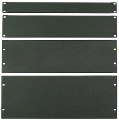 RPUB | 1U, 2U, 3U, and 4U Blank Rack Panels