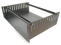 RFUV | 3U & 4U Rack Mount Clamp Style Rack Shelf