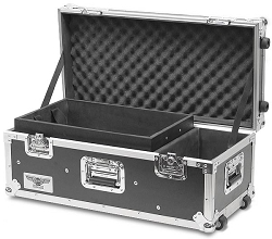 M040-TRAY | Small Road Case with Removable Tray