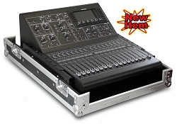 MXC-M32R | Rack mount mixer case for Midas M32R mixing consoles