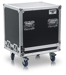 RL-6047 | Pull-over Flight Cases Sized for Small EWI RPPX Reel Snakes
