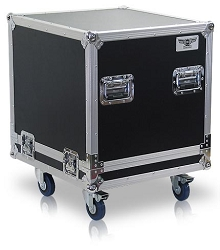 RL-6060 | Pull-over Flight Cases Sized for Large EWI RPPX Reel Snakes