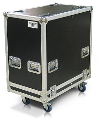 QRX-115-75 | Road Case Suitable for two Electro-Voice QRX-115/75 Speakers