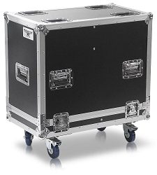QSC-K12 | Road Case Suitable for two QSC-K12 Speakers
