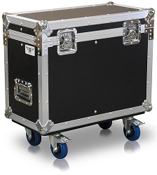QSC-K8 | Road Case Suitable for two QSC-K8 Speakers