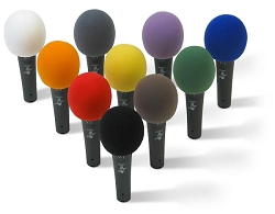 WS-V1 | Colored Mic Windscreens