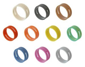 XXR | Neutrik XLR Colored Rings
