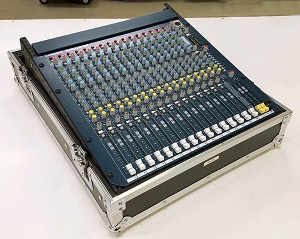 Slightly used Allen&Heath MixWizard WZ3 16:2 mixer with case $500.00