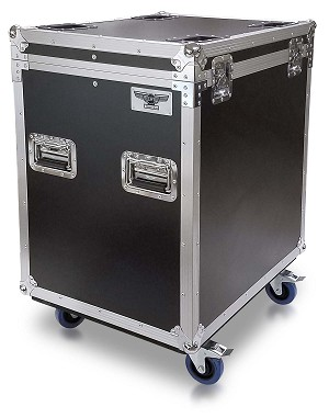 "C006DC-28T | ""Taller"" Medium Sized General Purpose Road Trunk with casters"