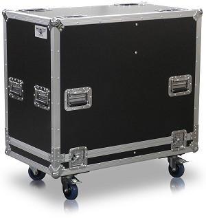 PRX-715 | Road Case Suitable for two JBL PRX-715 Speakers