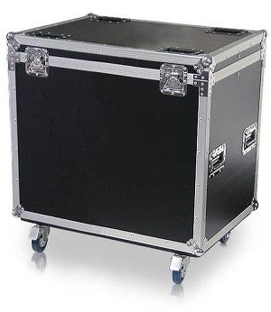 C008DC-28T | Extra Deep General Purpose Road Trunk with dish cups