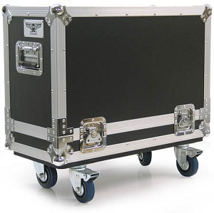 FDR-100 | Road Case Suitable for Fender Deluxe Reverb Combo Amp