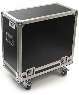 FSR-100 | Road Case Suitable for Fender Super Reverb Combo Amp