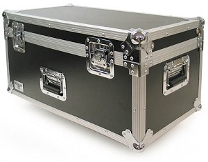 MS-28-040 | Large Compartment Road Case