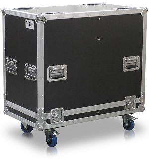 DUS-X15 | Road Case Suitable for two DUS X-15 Speakers