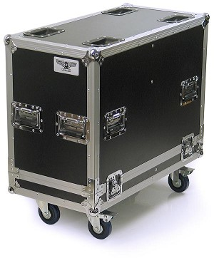 EAW-NT-26 | Road Case Suitable for two EAW-NT26 Speakers