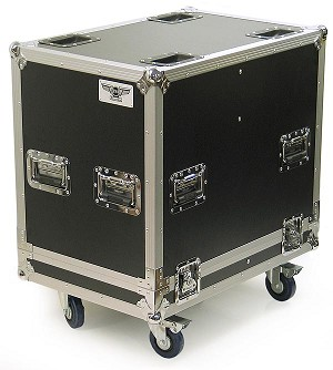 JBL-VRX-932LAP | Road Case Suitable for two JBL VRX-932LAP Speakers