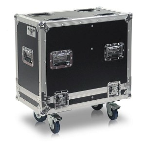 QSC-K10 | Road Case Suitable for two QSC-K10 Speakers