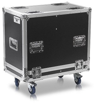 JBL-PRX-612M | Road Case Suitable for Two JBL PRX-612M Speakers