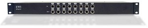"PFQ-101 | 16 Channel EDAC to 1/4"" Patchbay"