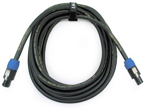 NL413GA | NL4 Speakon equipped 13/4 Speaker Cable