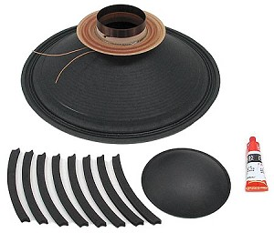 "APX-1206-R | 12"" 300wrms Loudspeaker RE-CONE KIT"